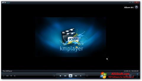Ekran görüntüsü KMPlayer Windows 10