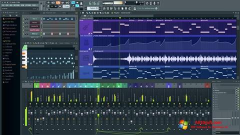 Ekran görüntüsü FL Studio Windows 10