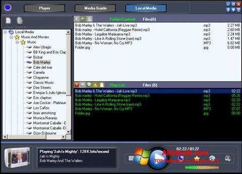 Ekran görüntüsü Online TV Live Windows 10