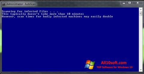 Ekran görüntüsü ComboFix Windows 10