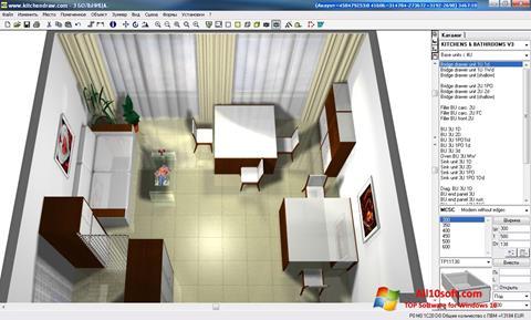 Ekran görüntüsü KitchenDraw Windows 10
