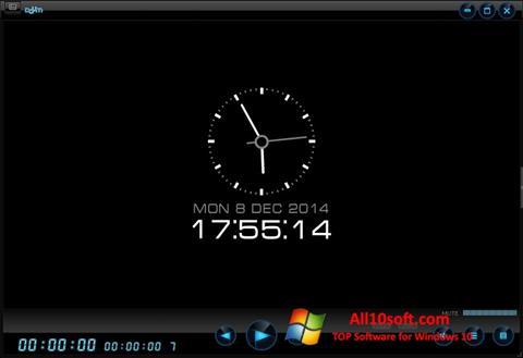 Ekran görüntüsü Daum PotPlayer Windows 10
