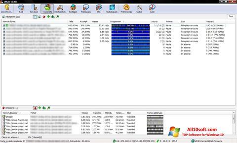 Ekran görüntüsü eMule Windows 10