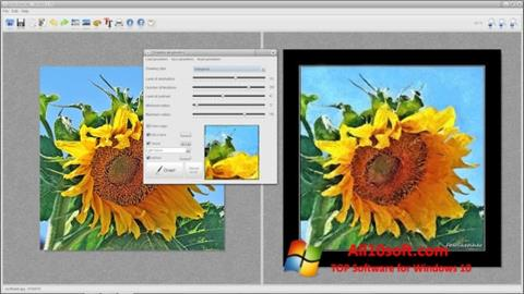 Ekran görüntüsü FotoSketcher Windows 10
