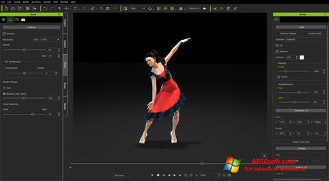 Ekran görüntüsü iClone Windows 10