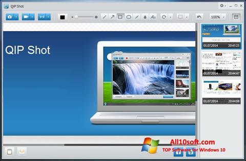 Ekran görüntüsü QIP Windows 10