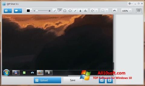 Ekran görüntüsü QIP Shot Windows 10