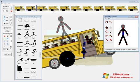 Ekran görüntüsü Pivot Animator Windows 10