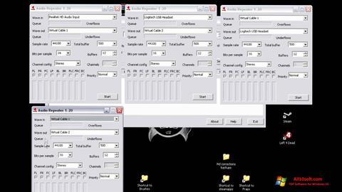 Ekran görüntüsü Virtual Audio Cable Windows 10