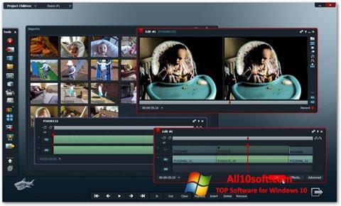 Ekran görüntüsü Lightworks Windows 10
