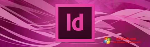 Ekran görüntüsü Adobe InDesign Windows 10
