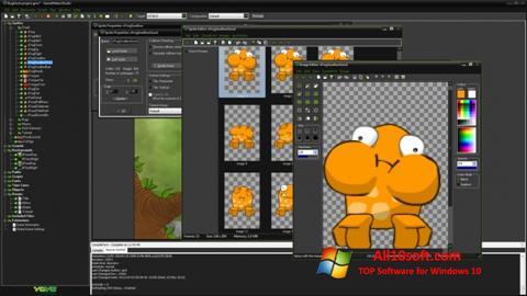 Ekran görüntüsü GameMaker: Studio Windows 10