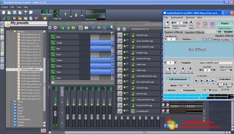 Ekran görüntüsü Linux MultiMedia Studio Windows 10
