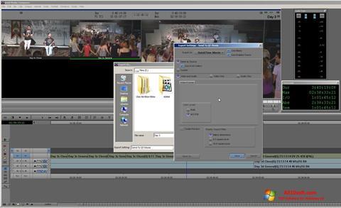 Ekran görüntüsü Avid Media Composer Windows 10