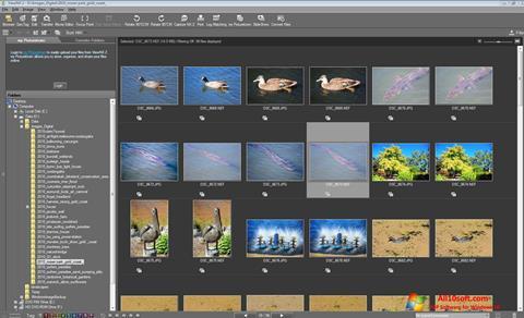 Ekran görüntüsü ViewNX Windows 10