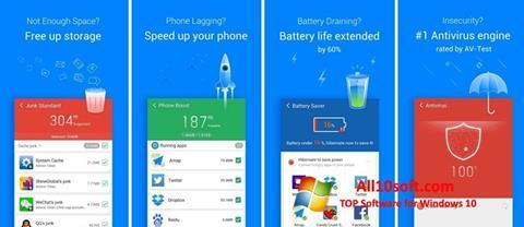 Ekran görüntüsü Clean Master Windows 10