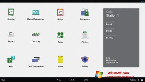 Ekran görüntüsü Clover Windows 10