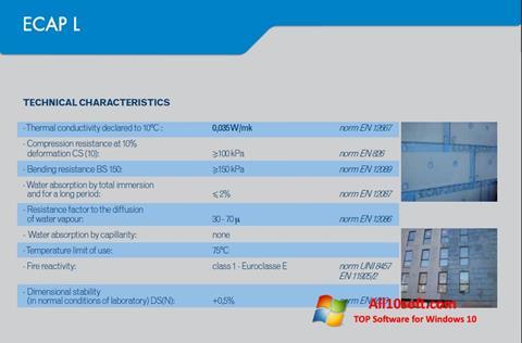 Ekran görüntüsü ECap Windows 10
