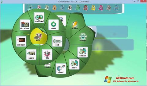 Ekran görüntüsü Kodu Game Lab Windows 10