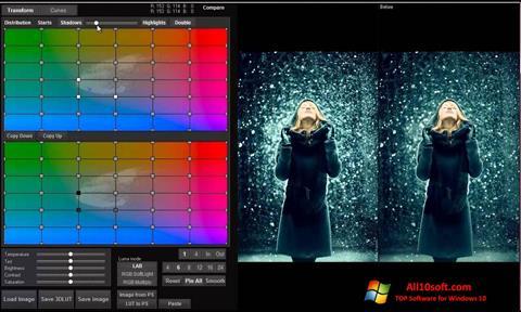Ekran görüntüsü 3D LUT Creator Windows 10