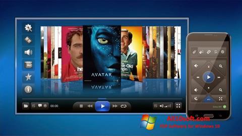 Ekran görüntüsü ALLPlayer Windows 10