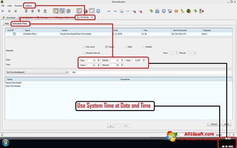 Ekran görüntüsü JDownloader Windows 10