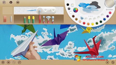 Ekran görüntüsü Fresh Paint Windows 10